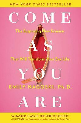 COME AS YOU ARE by Emily Nagoski (E-ß00K , PÐF , EPUβ , Кindle)