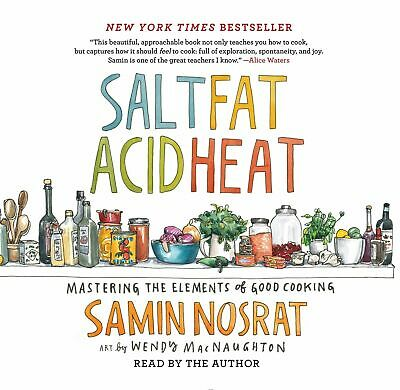 Salt, Fat, Acid, Heat : Mastering the Elements of Good Cooking (PÐF,EPUβ,Кindle)