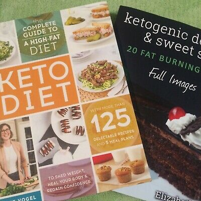 The Keto Diet By Leanne Vogel Complete Guide to a High Fat Diet Over 125 Recipes