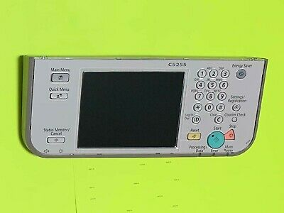 Canon Oem Display Control Panel Assembly For Ir Adv C5235, C5240, C5250, C5255