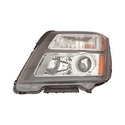 For GMC Terrain 2016-2017 Replace GM2502436C Driver Side Replacement Headlight