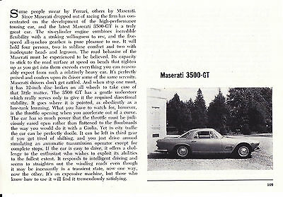 2003 Maserati Coupe Black Classic Vintage Advertisement Ad A10-B