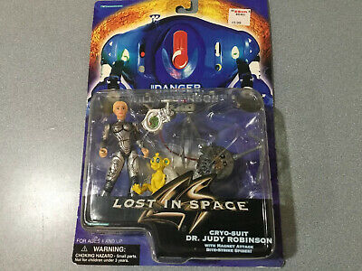 Judy Robinson 1997 Lost In Space Cryo-suit Dr