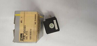 COIL PARKER RT14 230V 14W Cod. 3120222