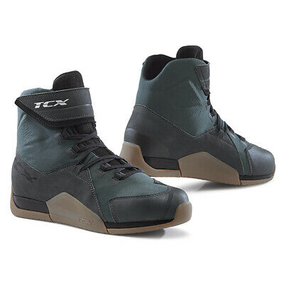 Scarpe moto estive Tcx Pulse dakar brown