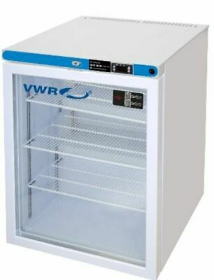 VWR Free Standing Undercounter Refrigerator, 5.2 CF, Cycle Defrost, : 10819-876