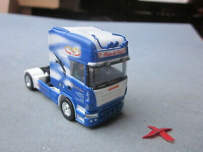 """PC Herpa 110433 scania R tl tractor /""""Herpa Monument Truck I/"""""""