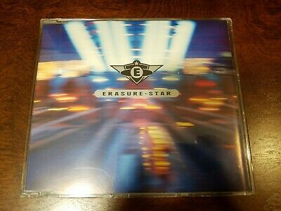 Erasure CD - Star CD Single