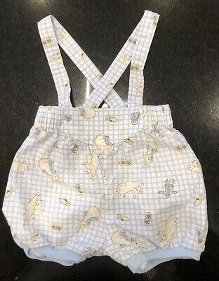 Vintage Mothercare Rompers Age 3-6 Months