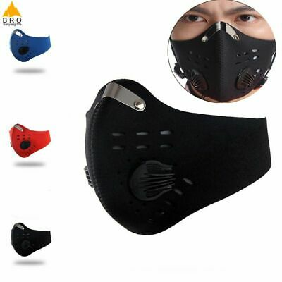 Anti-virus Mask Activated Carbon Dust-proof Face Mask Men Women Anti-Pollution