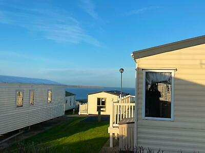 Willerby salsa eco Holiday home 6 berth sea view pitch