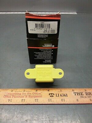 Signal-Stat 181 6V Heavy Duty 3 Terminal Flasher Replaces 535 Vintage NOS