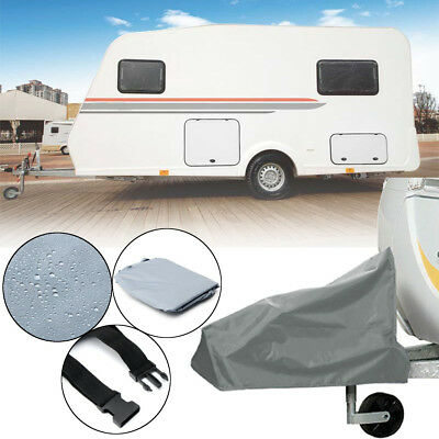 Caravan Hitch Cover Trailer Tow Ball Coupling Lock Cover Rain Snow Dust Protect