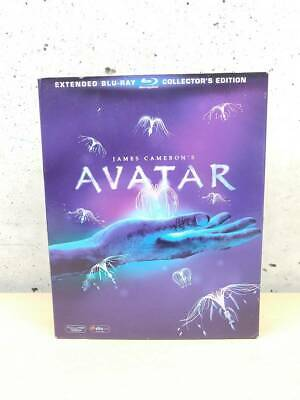 Avatar Collector's Edition Bluray Dvd