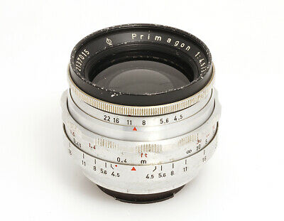Meyer-Optik Görlitz Primagon 4,5 / 35 mm pour Exakta