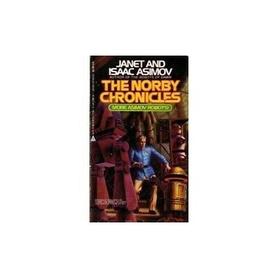 The Norby Chronicles by Asimov, Isaac Book The Cheap Fast Free Post