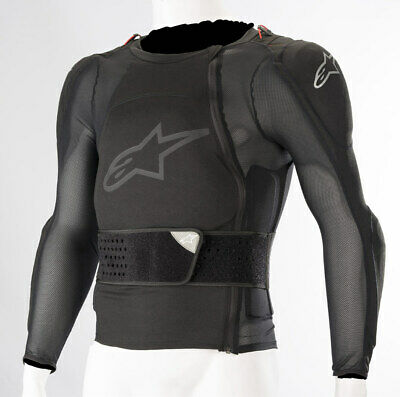 "Alpinestars ""Sequence Protection Jacket"" Protektorenhemd, Größe S M L XL XXL"