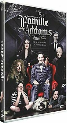 """DVD """" the Addams Family """" New Blister Pack"""