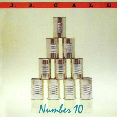 Cale, J.J. - Number Ten - Cale, J.J. CD X0VG The Cheap Fast Free Post The Cheap