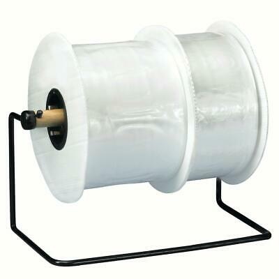 """Poly Tubing, 4 Mil, 26"""" x 1075', Clear, 1/Roll"""