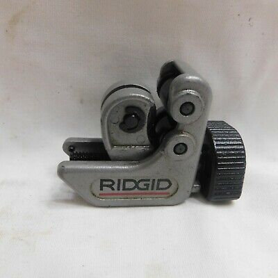 "Ri9dgid Model 101 Tubing Cutter 1/4"" to 1-1/8"""