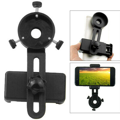 Mobile Cell Phone Adapter Holder Mount Microscope Telescope Interface Bracke.