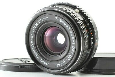 【Exc+++++】 SMC Pentax-M 28mm f/2.8 MF Wide Angle Lens K Mount from JAPAN*L0005*