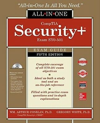 CompTIA Security+ All-in-One Exam Guide (Exam SY0-501) 5th edition Digital