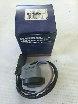 OMC//BRP Evinrude  Boat Driver Horn Kit P# 0176736