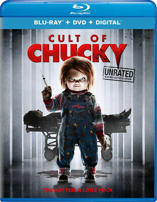 Cult Of Chucky (Blu-Ray + Dvd + Digital Copy) (Blu-Ray) (Blu-Ray)
