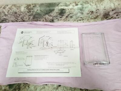 Safety Technology International STI-6519 Clear Mounting Plate Protective Cover