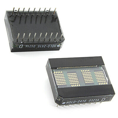 [1pcs] HDLO2416 Matrix Alphanumeric Display DIP18 AGILENT