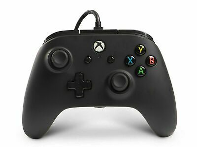 New Xbox 360 & Windows PowerA Enhanced Wired Controller for Xbox One - Black