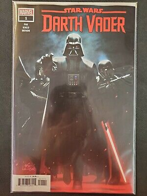 Star Wars Darth Vader #1 Marvel VF/NM Comics Book