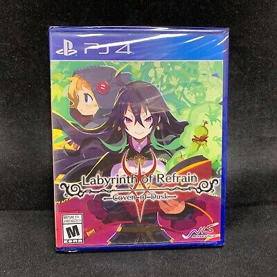 Labyrinth of Refrain Coven of Dusk (PS4 / PlayStation 4) BRAND NEW
