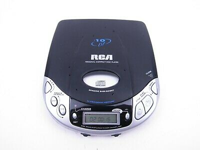 RCA Personal Compact Disc Player RP-2215A