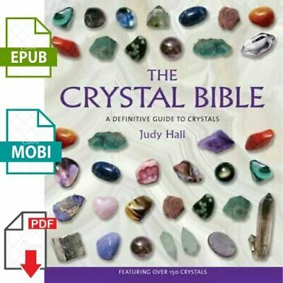 The Crystal Bible by Judy Hall Best Seller >>> (E-B00K) Manual  Epub PDF Mobil