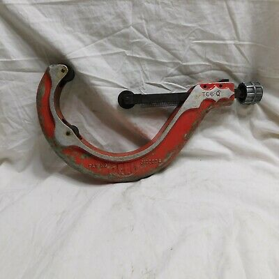 Reed TC6Q Quick Action Tubing Cutter 4'-6-5/8""