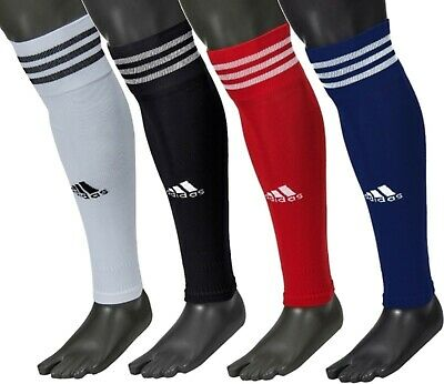 Adidas Team Calf Sleeves Unisex Football Hockey Sports Socks ✅FREE UK SHIPPING✅