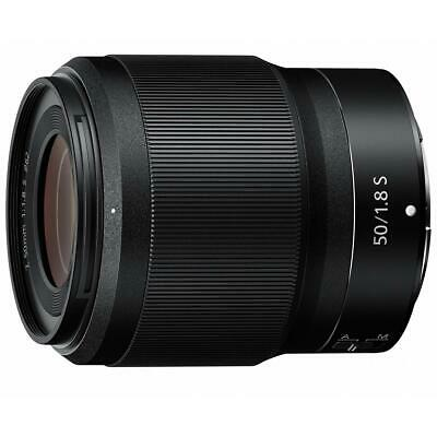 Nikon NIKKOR Z 50mm f/1.8 S Lens for Z Series - Refurbished by Nikon U.S.A.