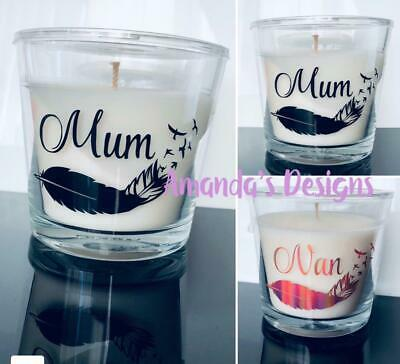 Memorial Candle / Remembrance Candle, Sympathy Gift, Bereavement Gift