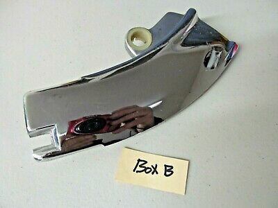 C3 Corvette Exterior Chrome Door Handle Right Hand w// Gasket RH x2033 1969-82