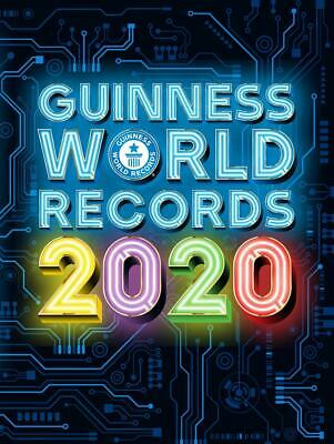 Guinness World Records 2020 by Guinness World Records -- HARDCOVER