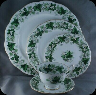 Royal Albert Ivy Lea 5 piece Place Setting