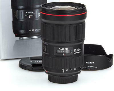 Canon EF 16-35mm F/2.8 L III USM Lens  for Canon