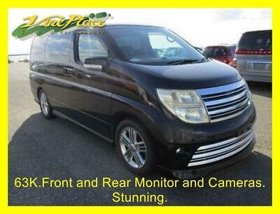 2004 54 Nissan Elgrand Beautiful 3.5 V6 Elgrand 8 Seater