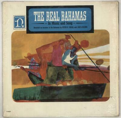 The Real Bahamas (In Music A... Various-World Music USA vinyl LP  record