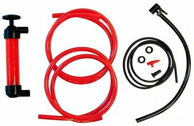 OEM TOOLS Fluid Transfer Pump For  Oil Liquids And Air, Red, 25713 Hand Tool
