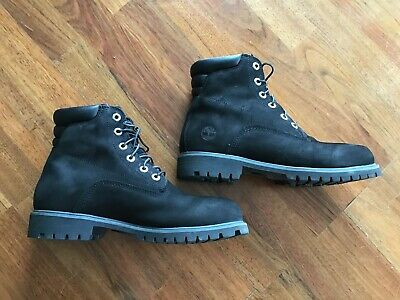 TIMBERLAND 8 INCH Boots Gr 43,5 US 9,5 Made in USA Limited