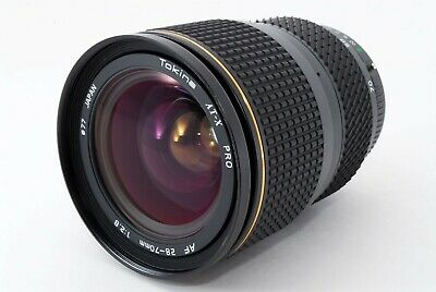 [Exc++++] Tokina AT-X PRO AF 28-70mm f/2.8 Lens for Pentax from Japan #543388